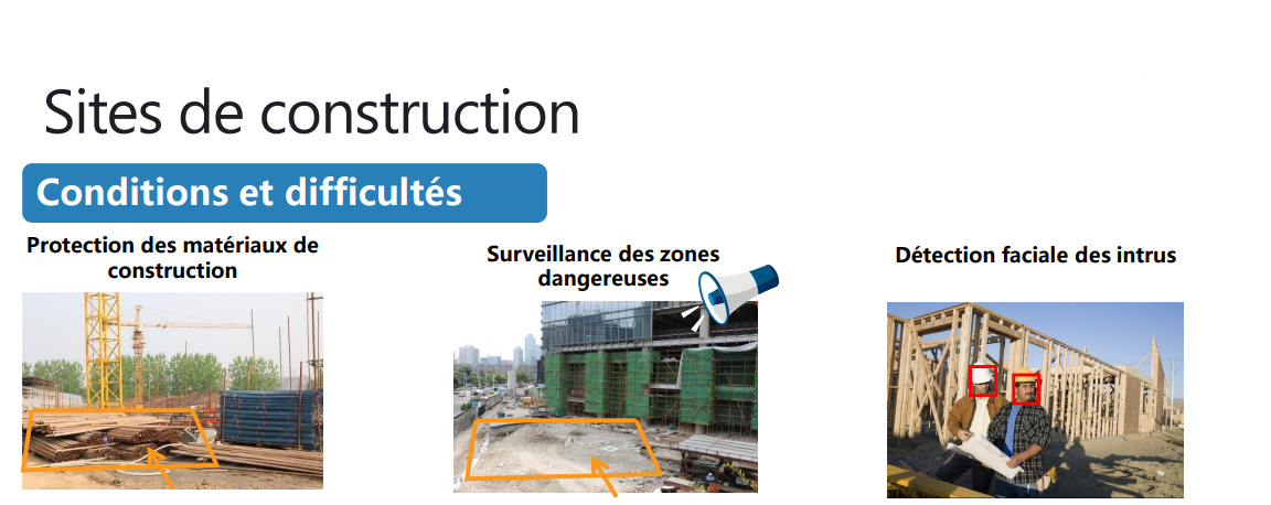 site de construction